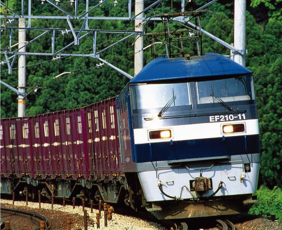 鉄道コンテナ輸送